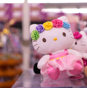 Hello Kitty Dolls at Diddams store